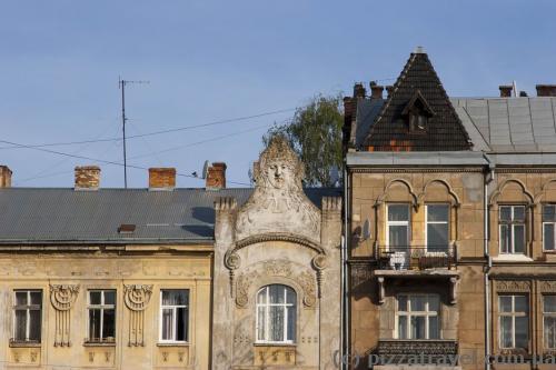 Дом на улице Брюллова