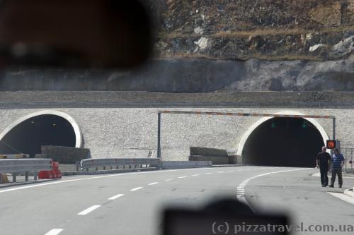 Тоннель Kalimash