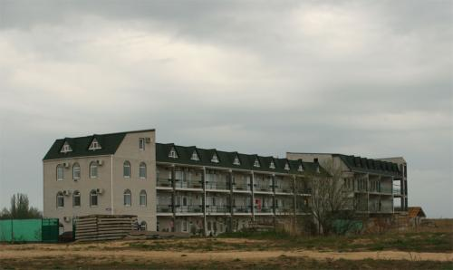 Мы жили в этом отеле.