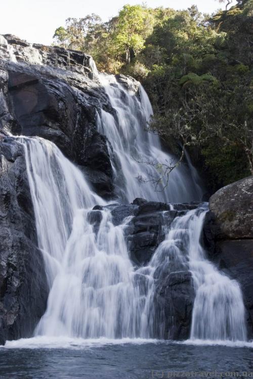 Водопад Бейкер Фоллс
