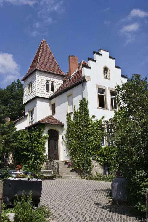 Красивый частный дом в Вернигероде