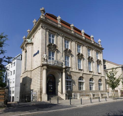 Здание Коммерцбанка