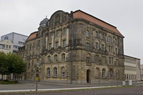 Новая ратуша в Магдебурге