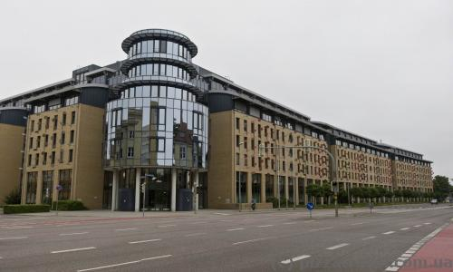 Здание в Магдебурге