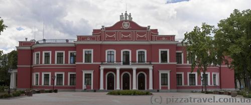 Театр имени Марка Кропивницкого