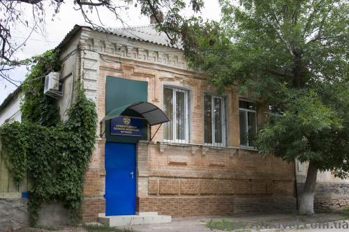 Здание Кировоградской областной федерации футбола