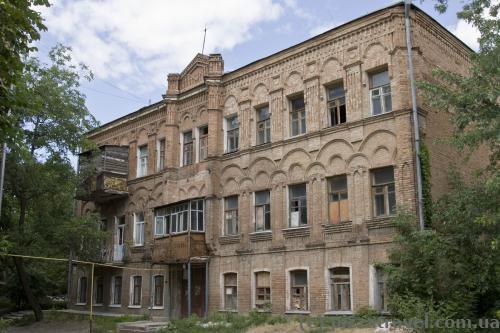Жилой дом 1909 года