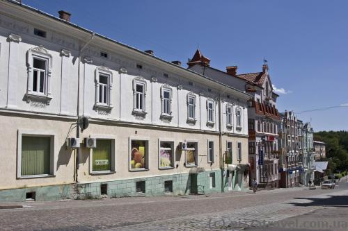 Дома на улице Трускавецкой