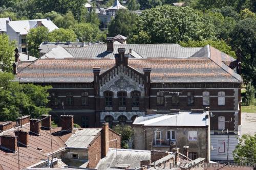 Бывшая гимназия, сейчас школа №3