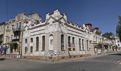 Архитектура Дрогобыча