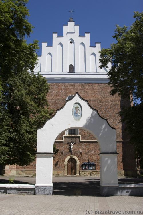 Костел Святого Варфоломея (1392)