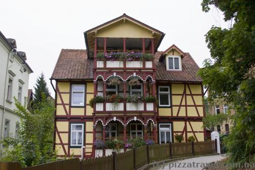 Архітектура Бланкенбургу