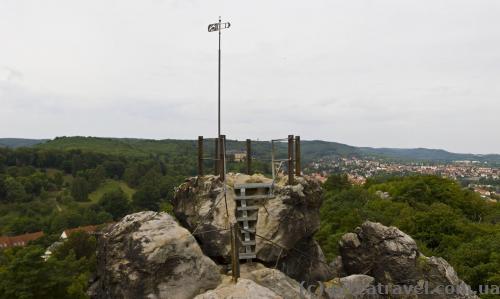 Оглядовий майданчик Teufelsmauer