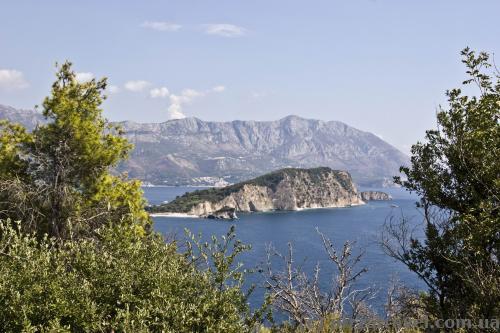 Вид на остров Св. Николая