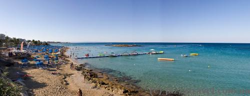 Пляж Fig Tree Bay
