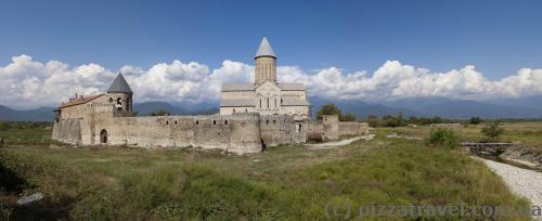 Монастырь-крепость Алаверди