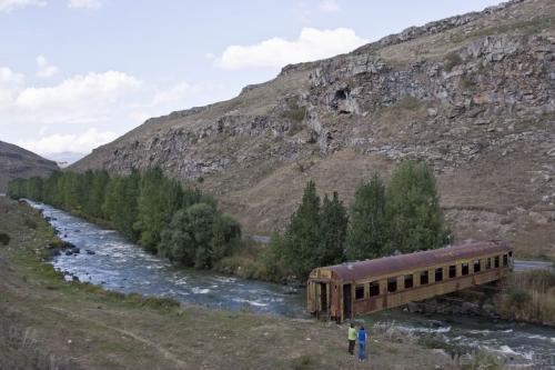 Мост-вагон