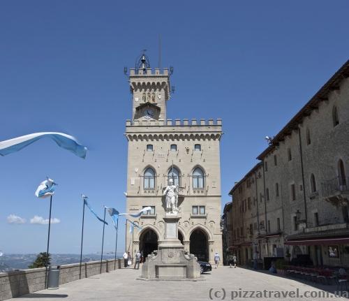 Правительственный дворец Сан-Марино