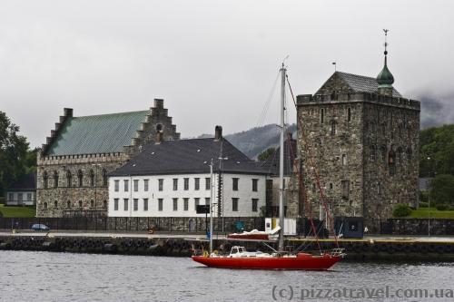 Башня Розенкранца (1270)
