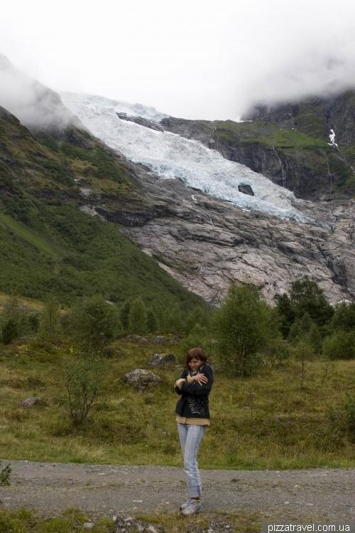 Ледник Боябреен