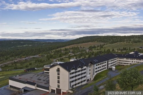 Отель Storefjell Resort