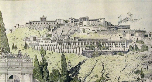 Стародавній Пергамон