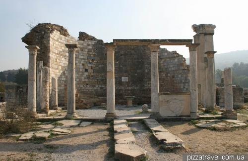 Церковь Богородицы в Эфесе