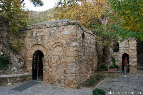 Дом Богородицы около Эфеса