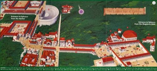 Реконструкция Эфеса