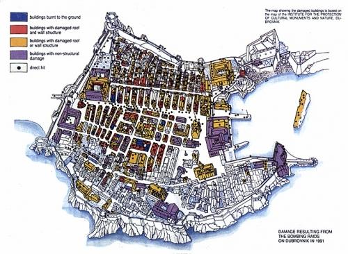 Бомбардировка Дубровника 1991 года