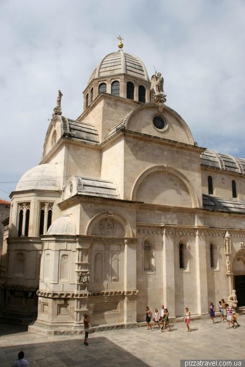 Собор св. Иакова в Шибенике