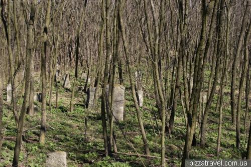 Старинное казацкое кладбище