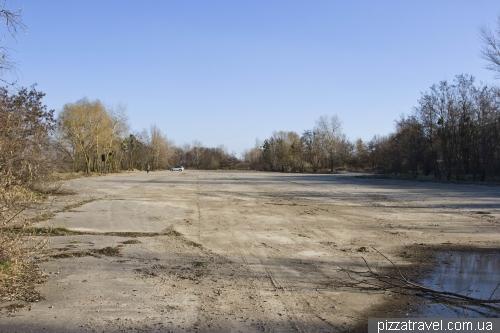 Недостроенная Каневская ГАЭС