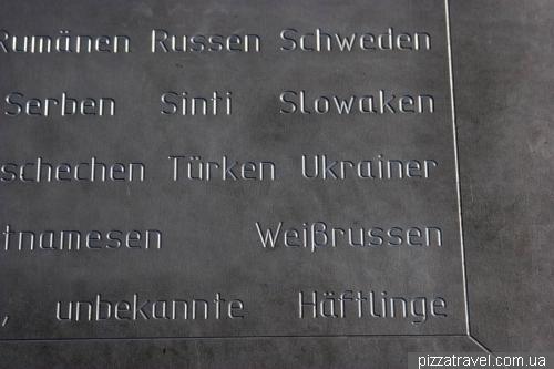 Концентрационный лагерь Бухенвальд