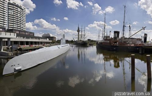 Подводная лодка «Вильгельм Бауэр»