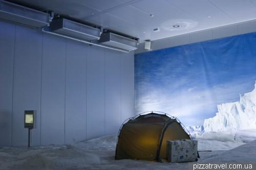 Климатический центр в Бремерхафене