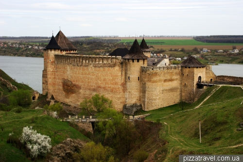 Замок-крепость в Хотыне