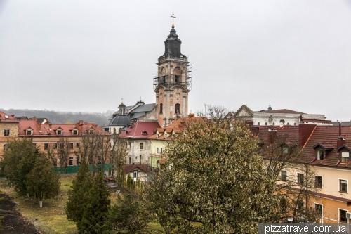 Домініканський костел у Кам'янці-Подільському