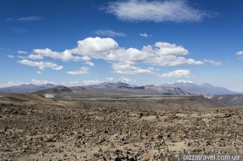 Смотровая площадка Mirador de los Andes
