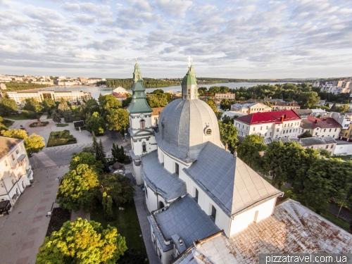 Кафедральный собор Непорочного зачатия Божьей Матери