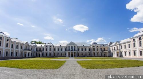 Дворец в Вишневце