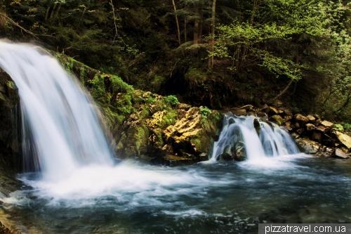 Каньон реки Каменка