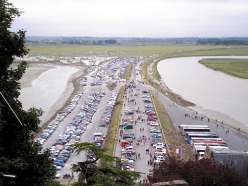 Парковка Мон Сен Мишель (2009)