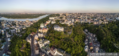 Большая панорама Киева