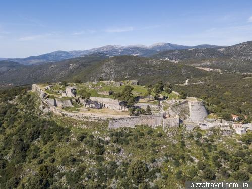 Замок Святого Георгия (Кефалония)