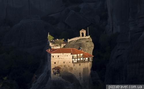 St. Nikolaos Anapafsas Monastery