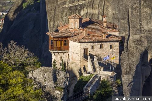 Монастир Русану