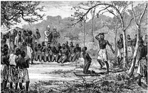 Slaves in the Republic of the Congo