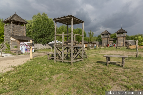 Семейный исторический парк Киевская Русь
