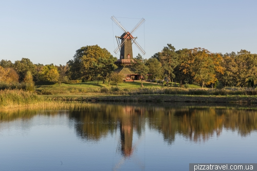 Ukrainian mill Natalka in Gifhorn